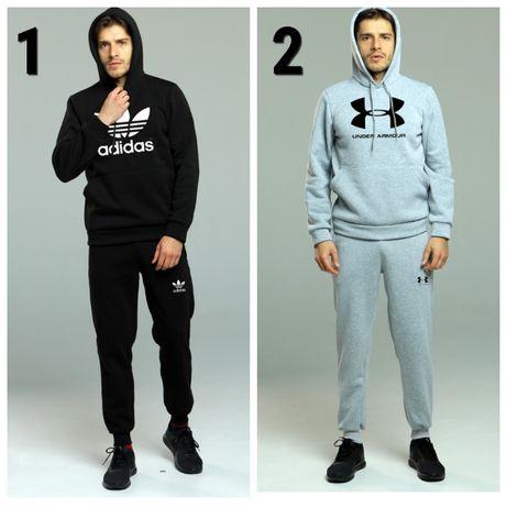 d219f27b Мужской спортивный костюм с худи Adidas: 629 грн. - Мужская одежда ...