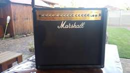 100W Marshall MG 100 DFX Guitar amp, great condition.