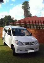 Clean 2011 Toyota Avanza 1.5 For sale