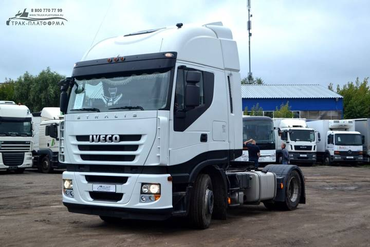 Iveco STRALIS AS440S45T PRR - 2019