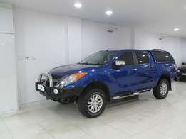 2013MAZDA BT 50 3.2 4X4 AUTO for sale