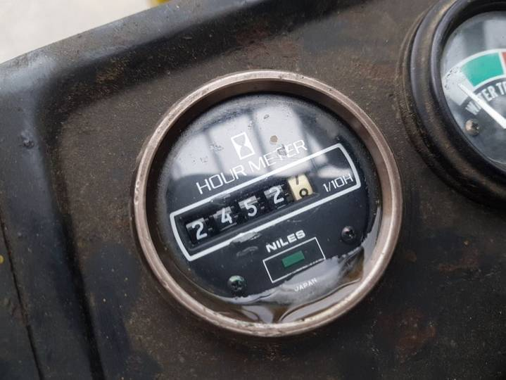Komatsu FD25 - 1995