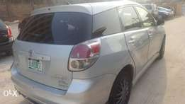 2month used 05 Toyota matrix XR