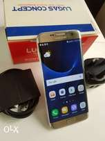 Slim Samsung Galaxy S7 Edge (4GB RAM) with Charger
