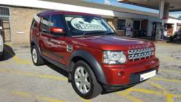 Land Rover Discovery 4 3.0 V6 S