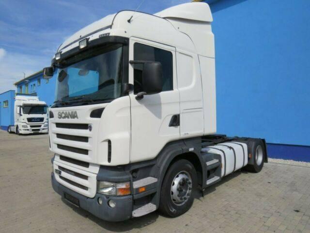 Scania R 420, EURO, RETARDER , Manual , AdBlu