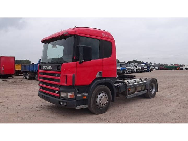 Scania 124 - 360 (MANUAL PUMP AND GEARBOX) - 1999