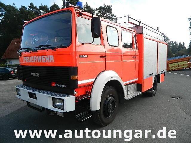 Iveco 120 23 AW LF 16/12 Feuerwehr 1.600l Wasser 4x4 - 1992