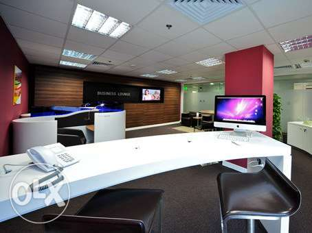 Qatar's 5 star Luxurious Premium Serviced Office مطار الدوحة -  2