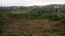Strategic 2acres in kira-namugongo at 140m each with ready title