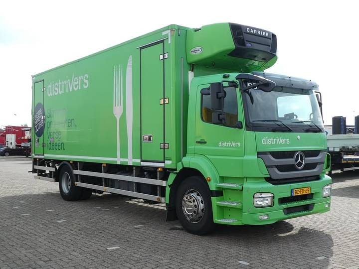 Mercedes-Benz AXOR 1824 euro 5 carrier - 2011