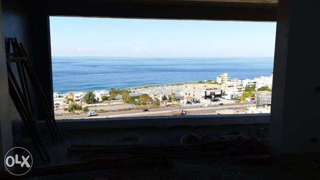 128m2+16m2terrace(Panoramic sea view). We accept Bitcoin
