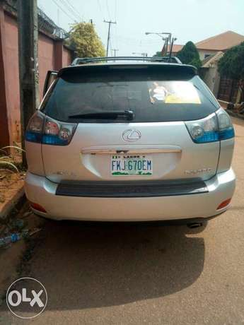 Very clean less than a year registered lexus rx330 Asaba - image 1