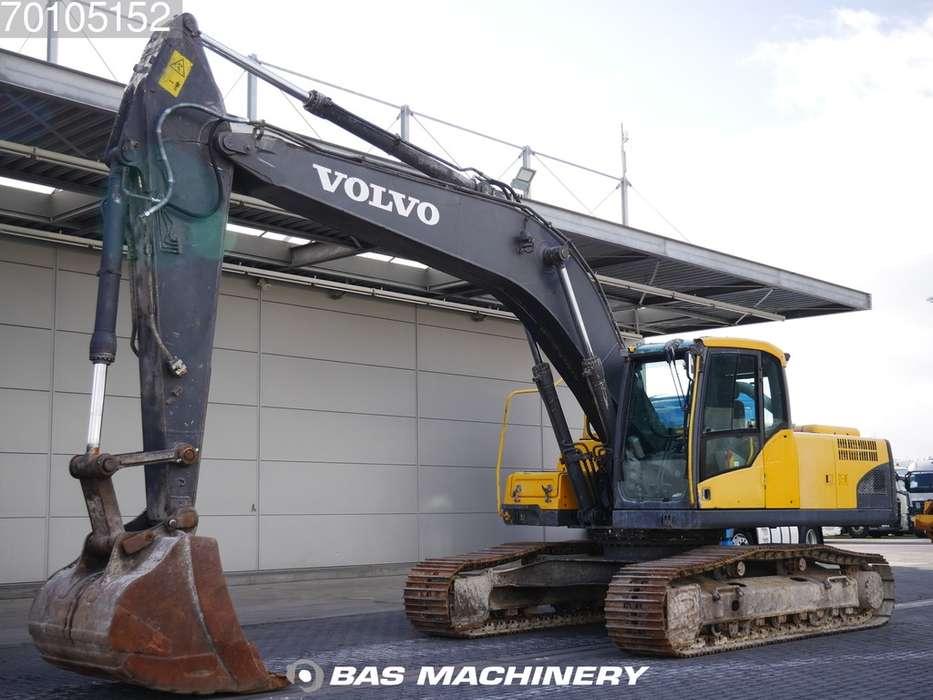 Volvo EC240CL - 2012