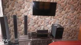 Full set of Samsung home theater for sale urgently and cheap