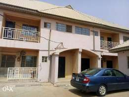A three bedroom flat at CBN Extension