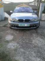 Bmw e46 2004 fully loaded 330ci