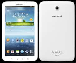 "Samsung 7"" Tablet white for sale"