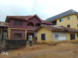 40rooms hostel very close to federal poly nekede where student always