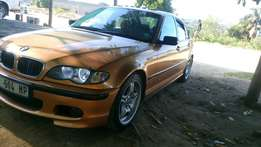 BMW E46 325i m-sport /individual Take it or leave it