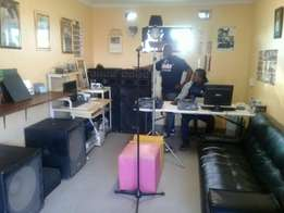 Photography, videos and sound