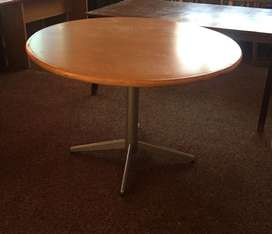 2x Round Dining Room Tables