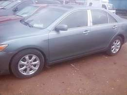 Toyota Camry (2010)Muscle