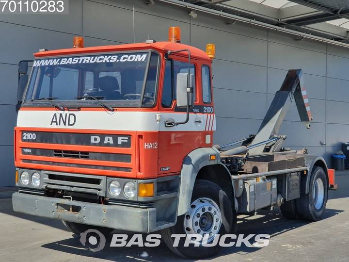 DAF 2100 Turbo 4X2 Good-condition! Steelsuspension - 1988