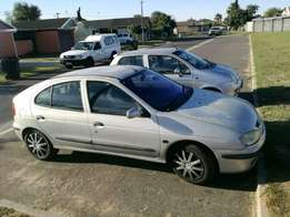 Renault Megane 16v Automatic 1999 on special sale R29500