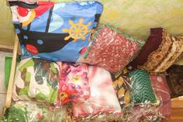 Handmade colourful throw pillows 4 sale at cheap and affordable prices