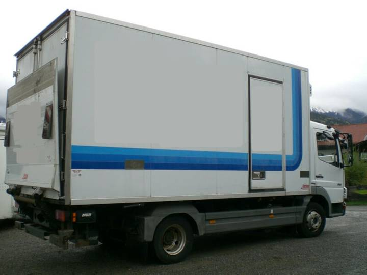 Mercedes-Benz 816 Atego Tiefkühl Thermo King CDII Max Aggregat - 2007 - image 3