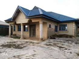 4 bedroom flat attached with a 2 bedroom flat