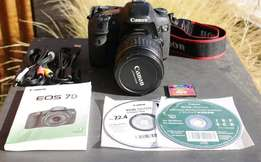 Canon 7d with 28-135mm lens