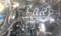 We sell used part vw Isuzu BMW and also engine