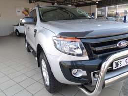 Ford Ranger 3.2TDCI Wild track A/T