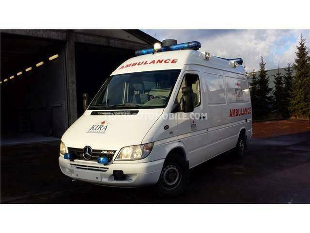 Mercedes-Benz Sprinter - 2006