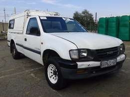 1997 Isuzu KB 250D Single Cab