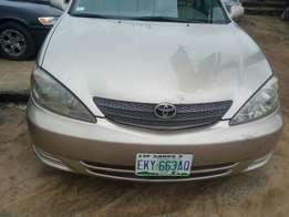 Clean Nigerian used Toyota Camry big daddy V6 Engine