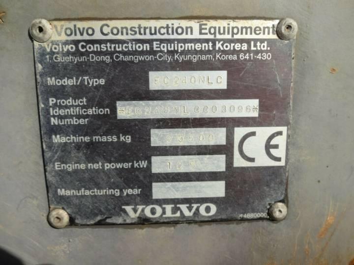 Volvo Ec 240 Lc Kettenbagger Nlc Bj. 2000 125 Kw - 2000 - image 8