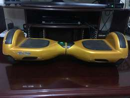 Hover board slightly used but in mint condition.(smartwheel balance)