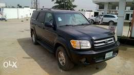 Very Clean Registered Toyota Sequoia Limited 02