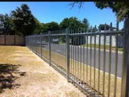 Fencing installations on Palisade