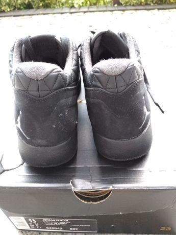 Buty czarne skórzane Nike Bochnia • OLX.pl