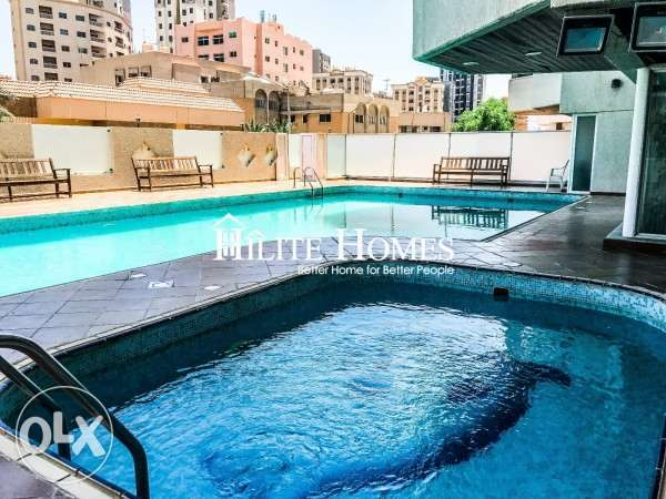 Sea View apartment in Salmiya, 850 KD
