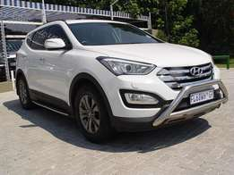 Like New 2014 Hyundai Premium Santa-Fe 2.2D Automatic