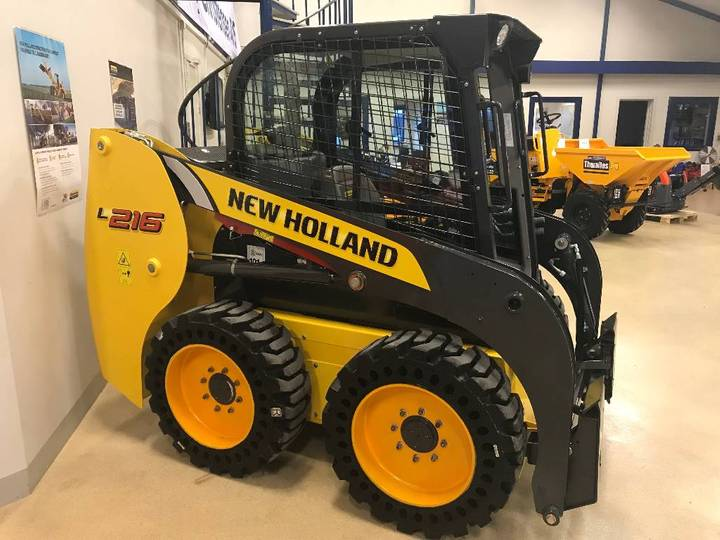 New Holland L 216 - 2018