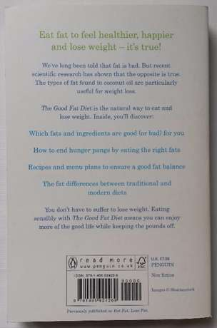 The Good Fat Diet (2016) Cape Town - image 2