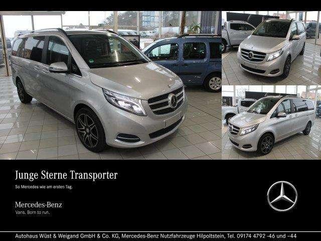 Mercedes-Benz V 250 Bluetec Exclusive+4 Matic+7 Sitze+comand+ Bc - 2019