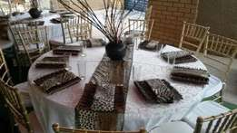 We do decor,catering,function,events at affordable cost.We also hire