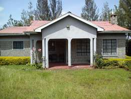 3bedroom own compound masai lodge rongai